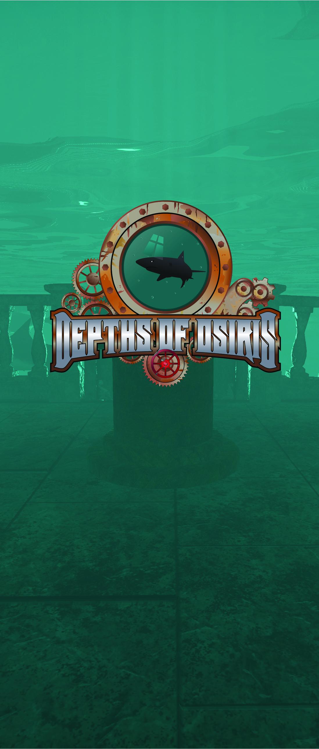 Depths Banner