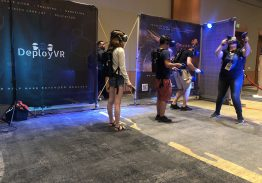 Why Book DeployVR Arena For Your Next Company Event?
