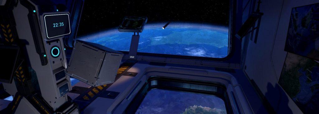 Space Station Tiberia