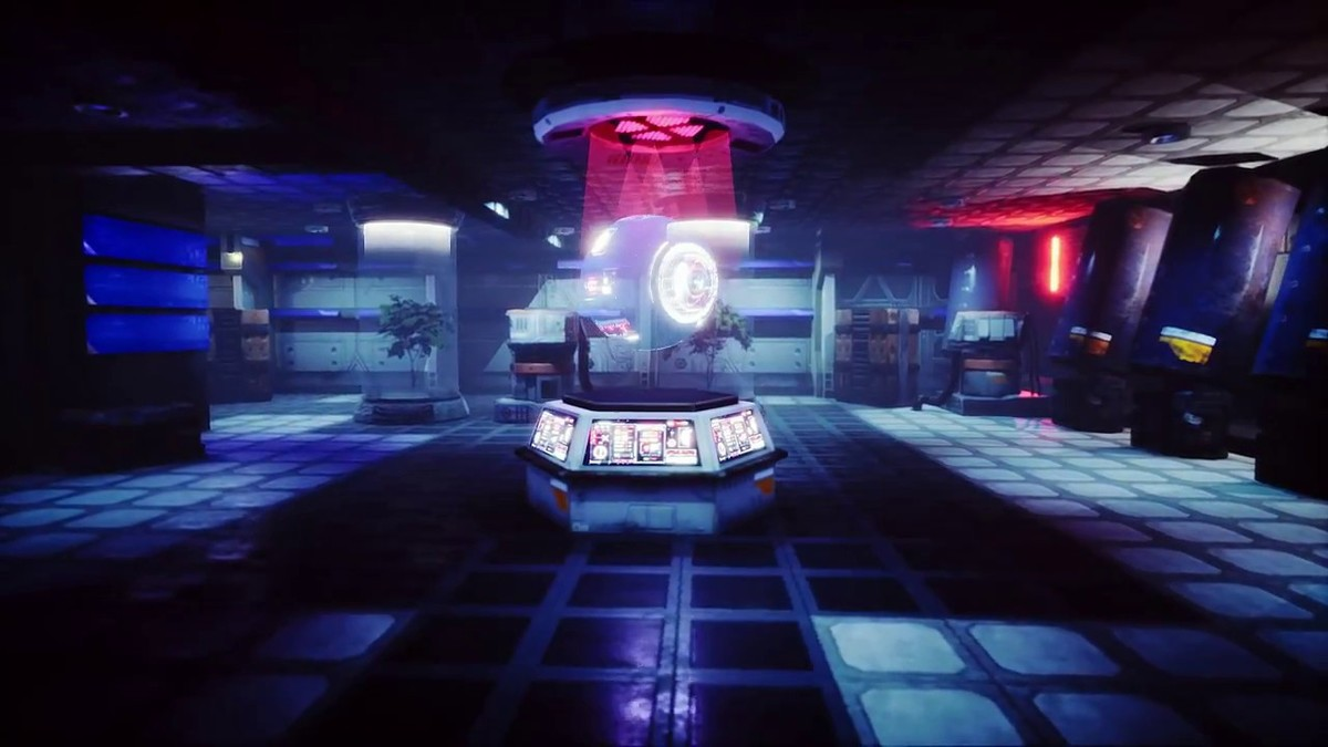 LAVR Tag is the incredible arena-scale laser tag game played with the Oculus Quest